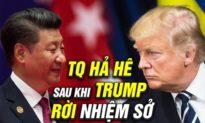 TQ 'TRẢ ĐŨA' các quan chức chính quyền Trump; Quan chức Jack Ma xuất hiện trở lại
