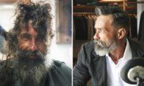 Từ chối đồ ăn và xin được cắt tóc, người đàn ông vô gia cư đoàn tụ gia đình nhờ bức ảnh trên Instagram