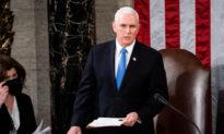 Phó tổng thống Pence từ chối sử dụng Tu chính án thứ 25 để phế truất TT Trump