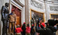 Câu lạc bộ Báo chí Quốc gia chỉ trích các hành động bạo lực trong vụ vi phạm tại Điện Capitol của Hoa Kỳ