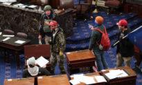 Một phụ nữ bị bắn ở tòa nhà Quốc hội Mỹ đã qua đời