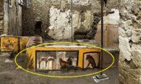 Quán ăn nhanh thời cổ đại cùng thực đơn bằng tranh sặc sỡ sắc màu được phát hiện ở Pompeii