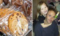 Cha qua đời vì tai nạn, bé gái 9 tuổi mở quán bánh nướng nhỏ để kiếm tiền làm tang lễ