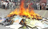 Sách tôn giáo bị tịch thu và đốt ở Trung Quốc, các tín đồ bị phạt tù