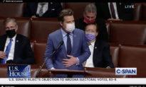 Hạ nghị sĩ Matt Gaetz gay gắt với các nhà lập pháp đạo đức giả khi họ đổ lỗi cho TT Trump về cuộc bạo loạn tại Quốc hội