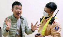 Không chịu đo nồng độ cồn sau khi gây tai nạn, một tài xế ở Hà Tĩnh bị phạt hơn 46 triệu đồng
