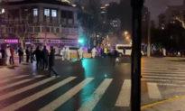 Thượng Hải: Bất ngờ chặn đường xét nghiệm axit nucleic trong đêm