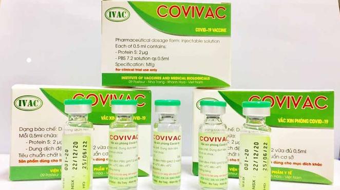 Việt Nam thử nghiệm lâm sàng vaccine COVID-19 thứ 2 trên 6 người