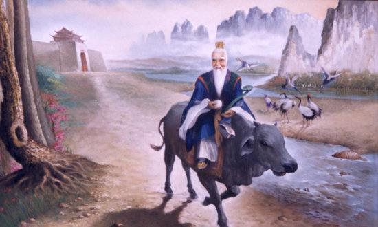 Lão Tử là nhà tư tưởng vĩ đại