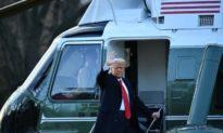 TT Trump nói 'còn quá sớm' để xác định liệu ông có tranh cử vào năm 2024