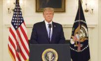 Tổng thống Trump phát biểu từ Nhà Trắng, cam kết chuyển giao quyền lực cho chính quyền mới