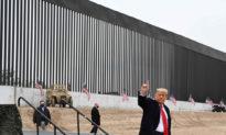 Mỹ tái khởi động xây dựng tường biên giới để bịt các 'khoảng trống' của chính quyền Biden