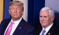 """Phó TT Pence vừa gặp và nói với TT Trump: """"Chưa từng một lần"""" xem xét tới Tu chánh án thứ 25"""