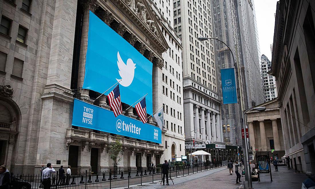 Cổ phiếu Twitter giảm 12% sau khi khóa tài khoản của Tổng thống Trump