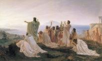 Tái kết nối với chân giá trị của vũ trụ: 'Các môn đồ của Pythagoras chào đón bình minh'