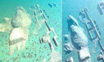 """Một số trường hợp văn minh thời tiền sử được đề cập trong """"Chuyển Pháp Luân"""" (P-3): Những công trình kiến trúc dưới đáy biển"""