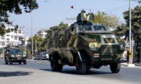 Hoa Kỳ coi binh biến ở Myanmar là 'đảo chính', quyết định cắt giảm viện trợ