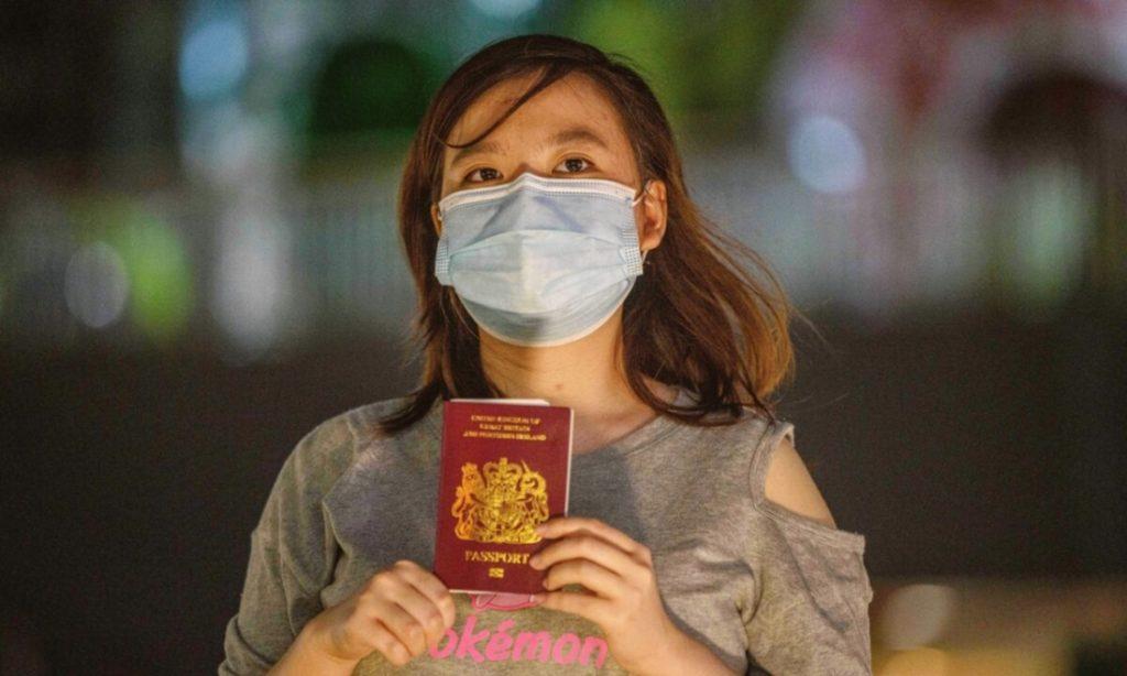 Ứng dụng điện thoại giúp người dân Hong Kong xin visa Anh Quốc