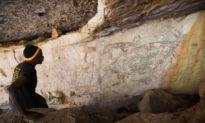 Phát hiện bức tranh vẽ Kangaroo hơn 17.000 năm tuổi tại Úc