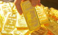 Sáng 18/2: Vàng trong nước giảm nhẹ, vàng thế giới giảm sâu