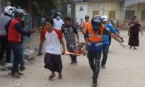 Myanmar: Quân đội bắn đạn thật để trấn áp người biểu tình