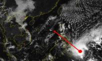Cơn bão đầu tiên của năm 2021 có thể vào biển Đông trong 3 ngày tới