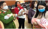 Giải cứu 4 trẻ sơ sinh bị bán sang Trung Quốc tại Cao Bằng