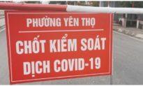 Hà Giang truy vết được 68 F1 của bệnh nhân về từ Hải Dương