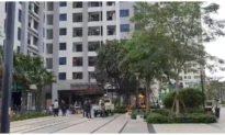 Hà Nội phong tỏa 1 tòa nhà chung cư vì có người nước ngoài tử vong