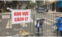 Điện Biên phát hiện 6 ca dương tính với COVID-19 về từ Hà Nội, Hải Dương