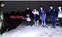 Phát hiện 5 người Trung Quốc nhập cảnh trái phép tại Bình Phước