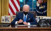 Tổng thống Biden ký Sắc lệnh hành pháp về vấn đề Nhập cư, Tị nạn, Chia cắt gia đinh