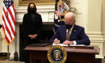 Ông Biden áp dụng ngoại lệ 'Thử nghiệm Vịt' của Obama đối với Hiệp định khí hậu Paris