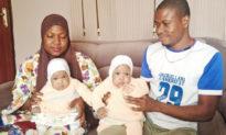 Hai bé gái song sinh dính liền ở Nigeria đã được phẫu thuật tách rời thành công
