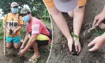'Chương trình Xanh' của một thành phố ở Philippine yêu cầu những cặp đôi đăng ký kết hôn phải trồng cây xanh