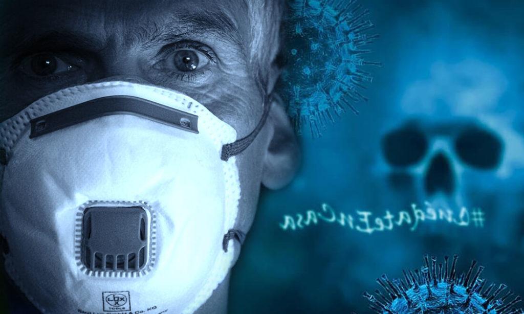 """""""Ôn dịch này là một căn bệnh, không phải gió, không phải lạnh, không phải nóng, không phải ẩm ướt, đó là cảm ứng bởi một loại khí khác trong trời đất"""". (Tổng hợp)"""