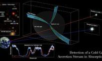 Các nhà khoa học phát hiện một 'đường ống' khổng lồ trong vũ trụ
