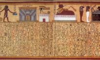"""Tìm thấy cuốn """"Tử thư"""" dài gần 4 mét trong một hầm mộ ở Ai Cập"""
