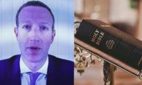 Facebook xin lỗi sau khi 'hạn chế nhầm' trang web học Kinh thánh