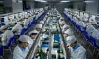 Lạm phát giá sản xuất của Trung Quốc vọt lên cao nhất hơn 12 năm