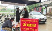 Hưng Yên phong tỏa 1 xã, giãn cách xã hội 2 huyện khi có ca mắc COVID-19