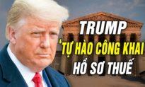 DEEP DIVE - 'Cây ngay không sợ chết đứng': Hồ sơ thuế của Trump lại trở thành tâm điểm