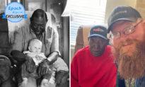 Người cha lớn lên trong gia đình mẹ đơn thân chia sẻ về người hàng xóm thời thơ ấu đã giúp nuôi nấng anh