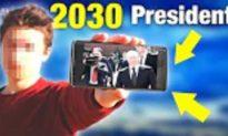Người du hành thời gian đến từ năm 2030, dự đoán tương lai, vượt qua kiểm tra máy dò nói dối