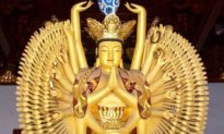 Phát hiện ô kín bí mật trong tượng khắc đá Phật Bà Quan Âm Nghìn Tay, hé lộ lịch sử 800 năm trước