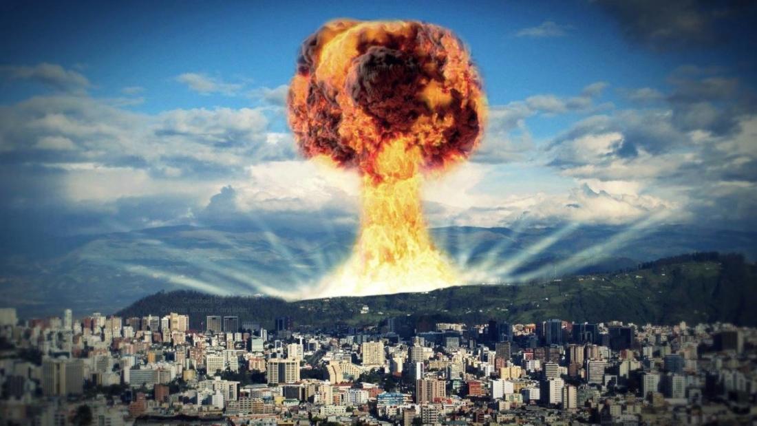 Đe dọa hủy diệt thế giới bằng vũ khí hạt nhân, giáo sư Trung Quốc bị quả báo vào đúng đêm Giao thừa