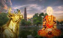 Thần tích nước Nam (Kỳ 1): Thánh Nguyễn Minh Không, Hồ Tây và con trâu vàng phương Bắc