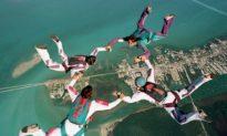 Bay giữa bầu trời: Môn thể thao không dành cho lòng dũng cảm mù quáng