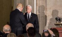 Ông Pence ca ngợi ông Trump trong cuộc gặp mặt với thành viên Đảng Cộng hòa