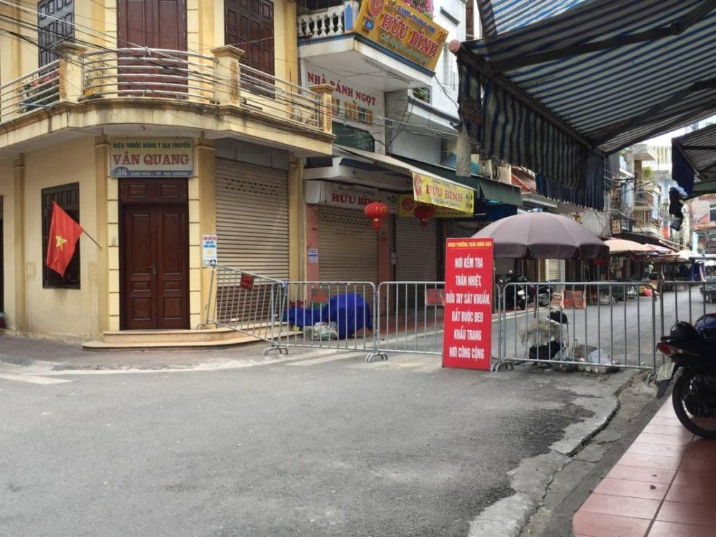 Phát hiện 7 ca COVID-19 ở huyện Kim Thành, Hải Dương phong tỏa 1 xã với hơn 2.000 hộ dân